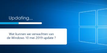 Windows 10 ,mei 2019 Update