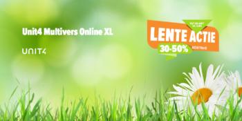 Lenteactie Unit4 Multivers XL